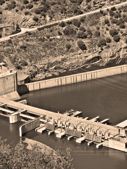 Barragem do Carracapelo